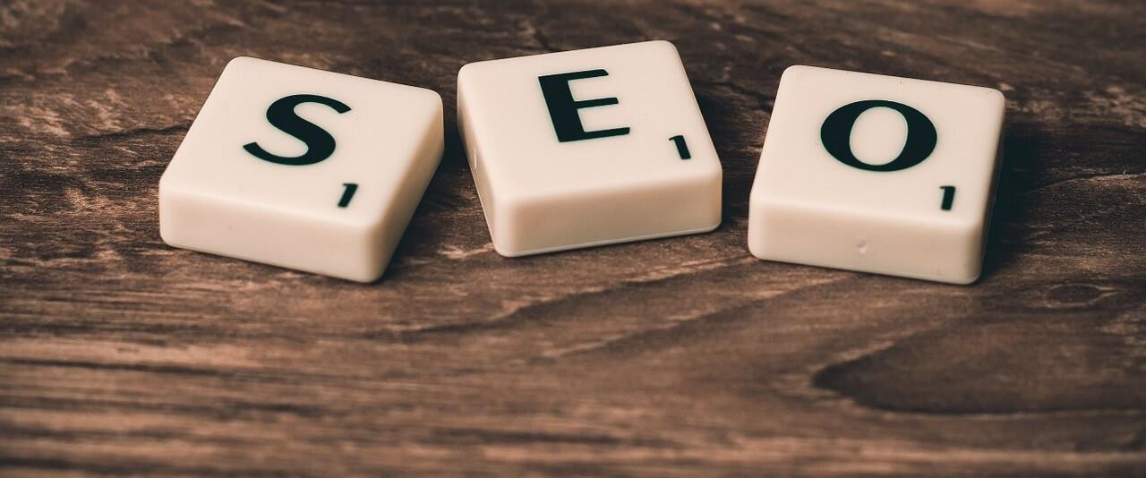 SEO Scrabble Tiles