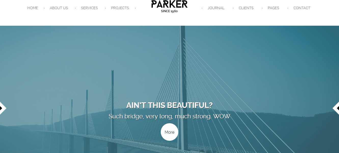 Best WordPress Themes for Architects